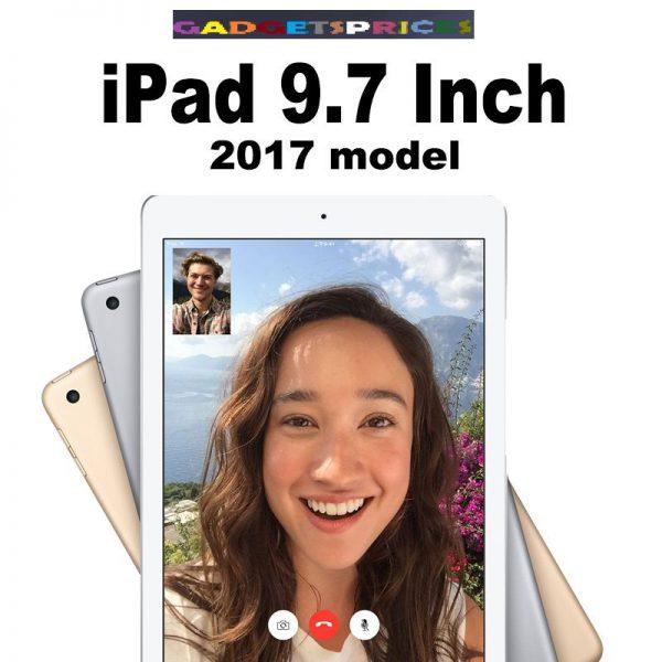Apple iPad 9.7-inch A9 Chip 128GB Wi-fi + Cellular 2017 Model