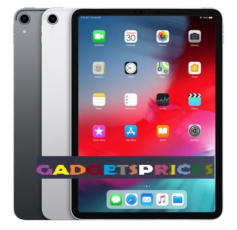 Apple iPad Pro 11-inch A12X Chip (2018) Wi-Fi + Cellular 256GB