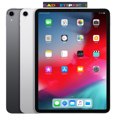 Apple iPad Pro 11-inch A12X Chip (2018) Wi-Fi + Cellular 512GB