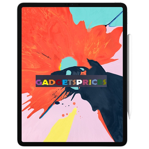 Apple iPad Pro 12.9-inch A12X Chip 2018 Wi-Fi + Cellular 1TB