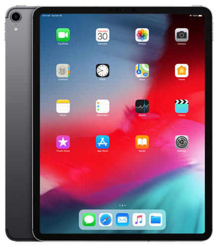 Apple iPad Pro 12.9-inch A12X Chip (2018) Wi-fi 256GB Find latest Prices of Apple products Details,Reviews,Specifications at Gadgetsprices.com