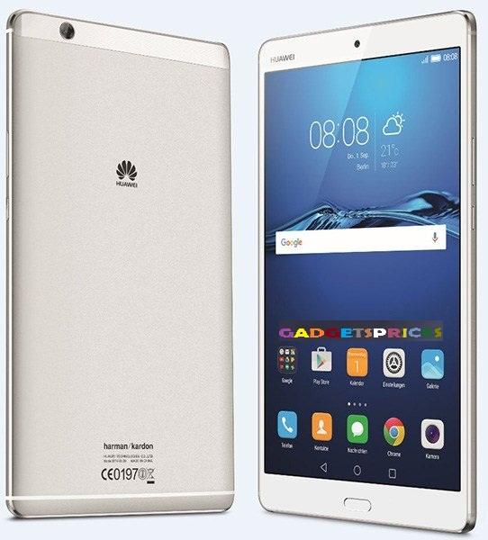 Huawei MediaPad M3 8.4 64GB 4GB Ram LTE Tablet
