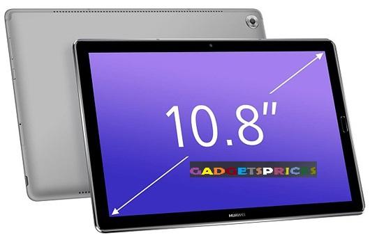 Huawei MediaPad M5 lite 10-inch 64GB 4GB BAH2-W19 Wi-Fi Tablet