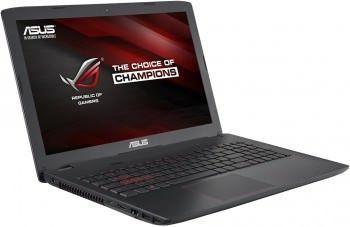 Asus ROG CN430T-GL552VW Laptop