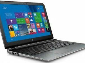HP ab027TX Laptop