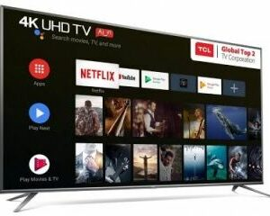 TCL55P8E 55 INCH LED 4K TV