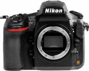 Nikon D810 (Body) Digital SLR Camera