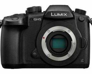 Panasonic Lumix DC-GH5 (Body) Mirrorless Camera
