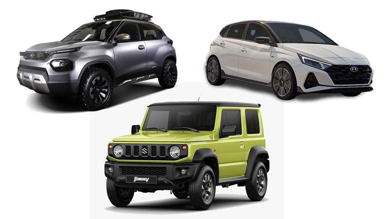 upcoming cars 2021